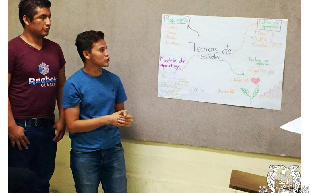 4to. Ciclo de Conferencias, Cursos y Talleres para alumnos de IAPr.