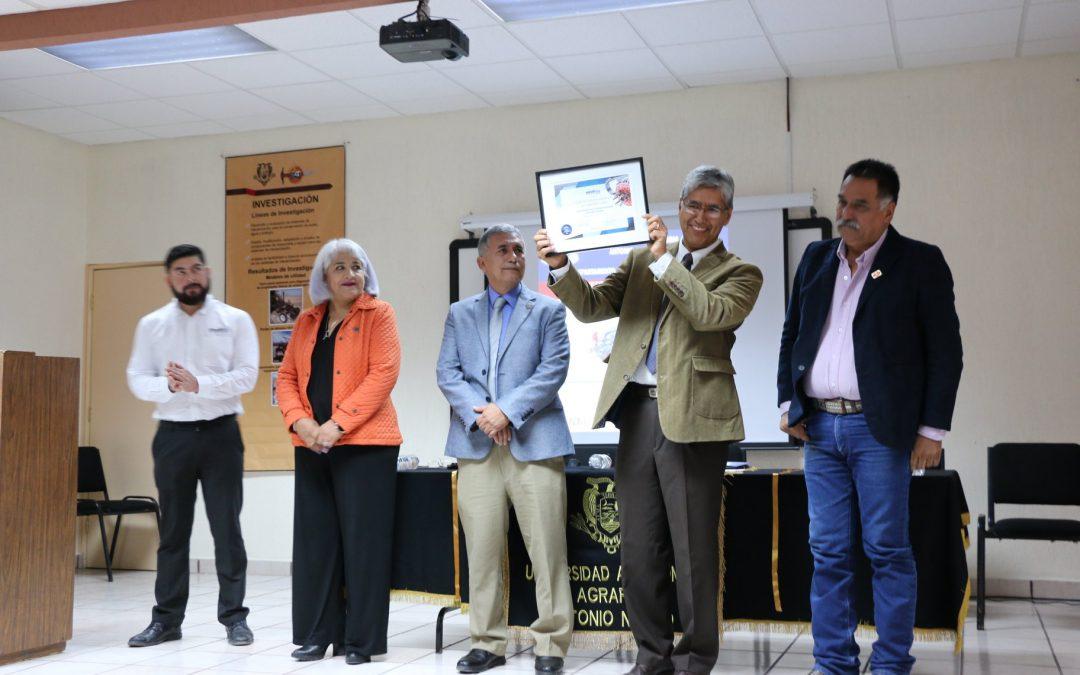 Se acredita a la Narro como Centro Certificador de SolidWorks