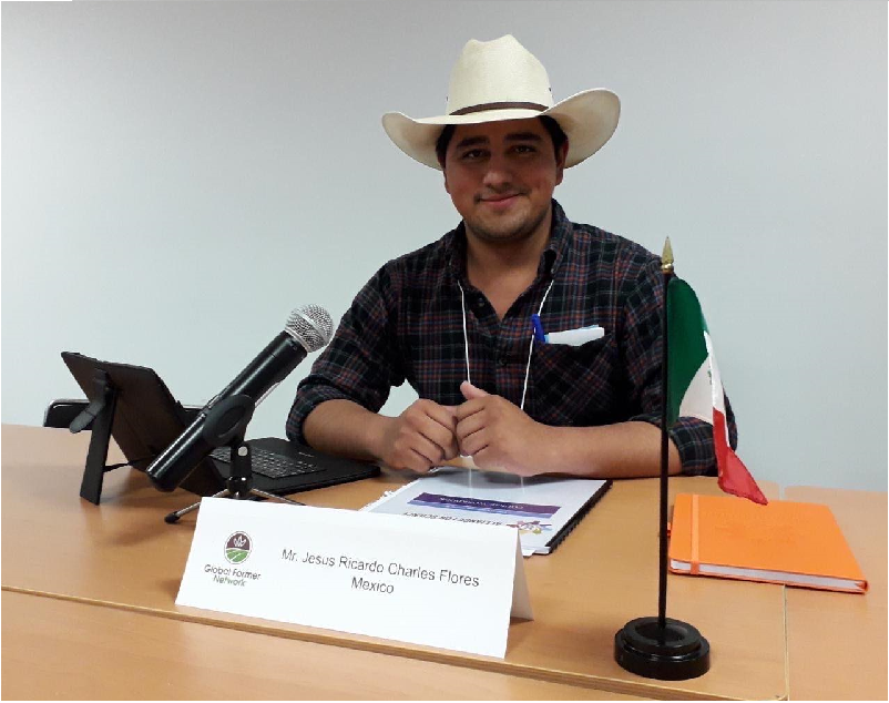 La UAAAN presente en la Global Farmer Network