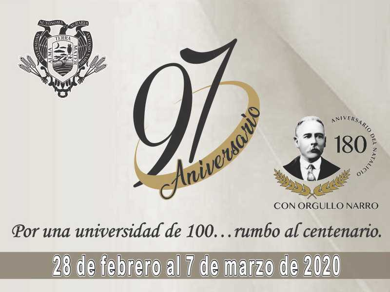 97 Aniversario