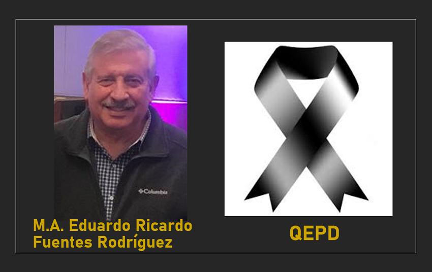 Homenaje Póstumo: M.A. Eduardo Fuentes Rodríguez