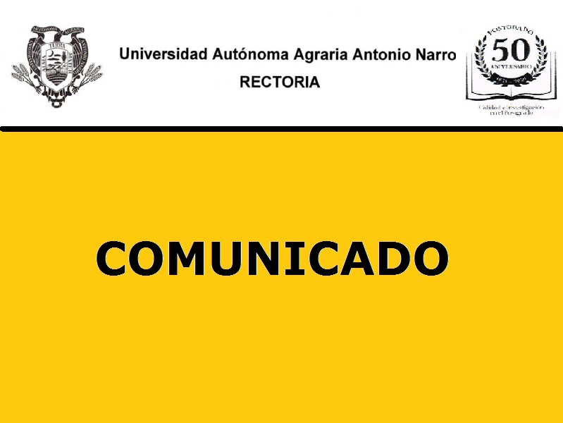 Al personal académico y administrativo
