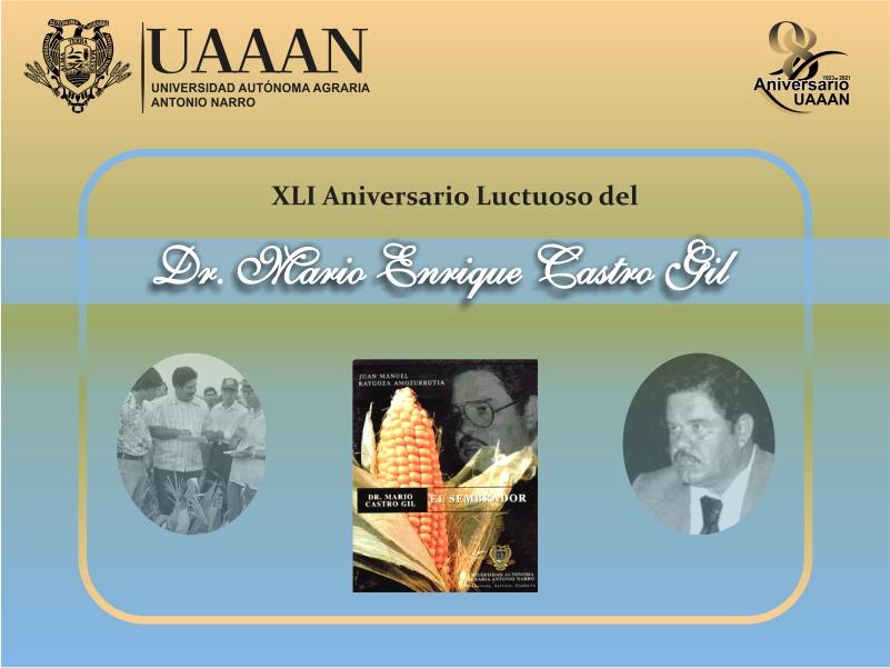 XLI Aniversario Luctuoso