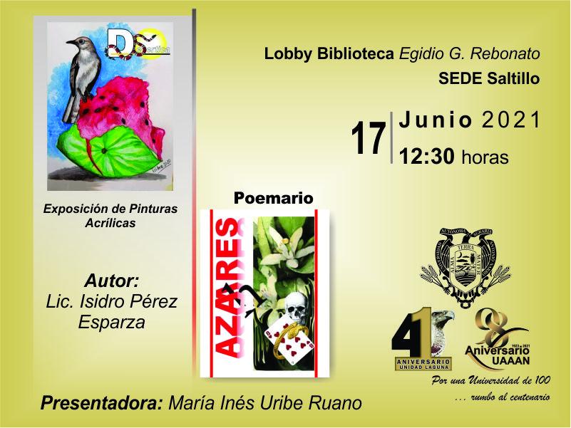 Exposición de Pinturas Acrílicas