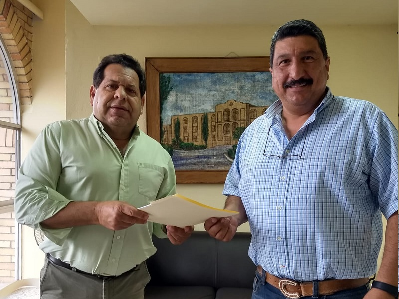 Nombramiento: Ing. Ricardo Deyta Monjaras,  Jefe del Depto. de Extensión Agropecuaria.