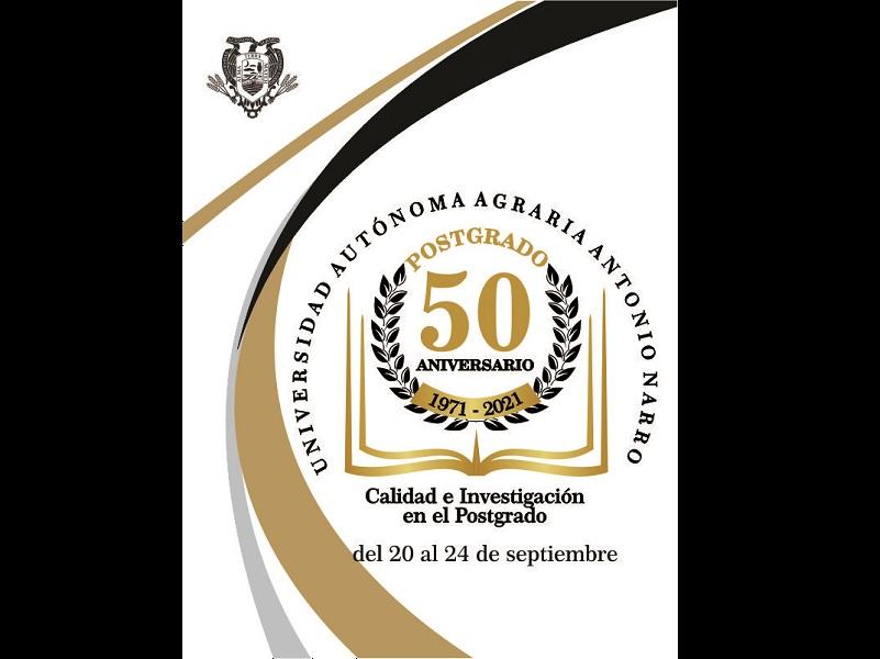 50 Aniversario de Postgrado