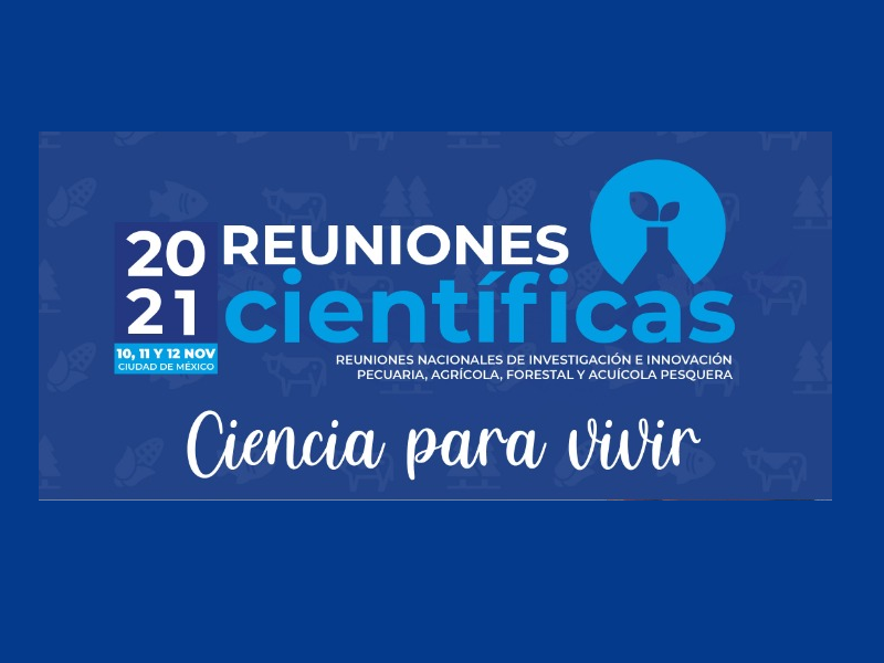 2021 Reuniones Científicas