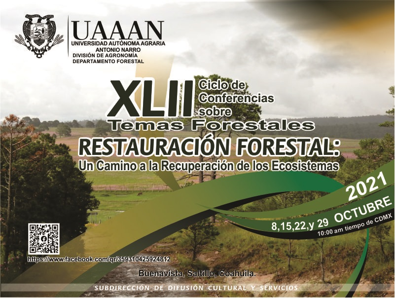 XLII Ciclo de Conferencias Sobre Temas Forestales