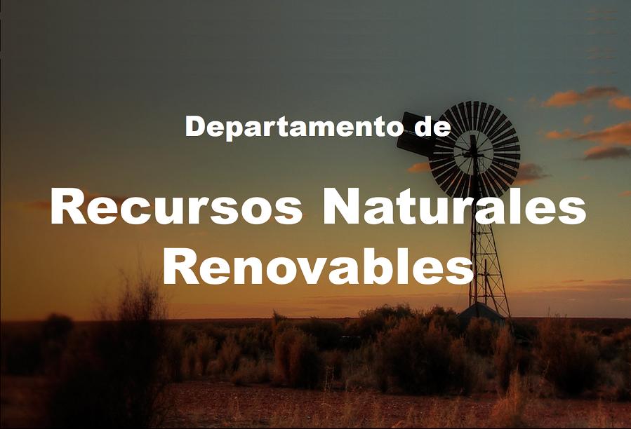 2do Coloquio de Recursos Naturales